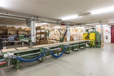 Maschinen für die Holztechniker