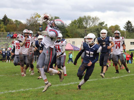 Warriors claim 3rd straight win, 32-0, in Westfield
