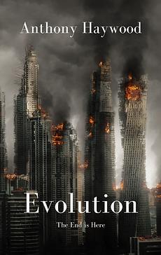Anthony Haywood Evolution Author