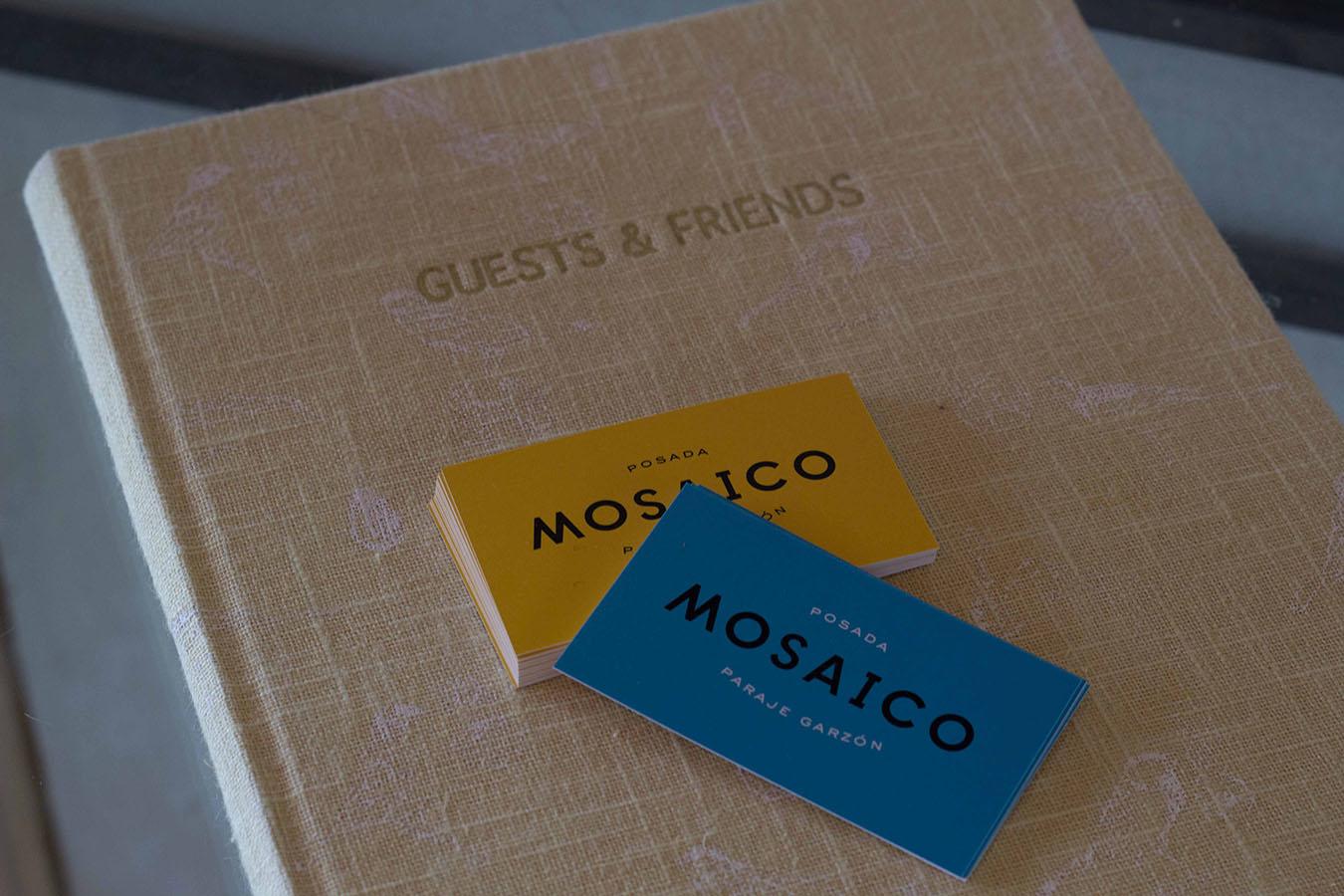 Posada Mosaico by HART
