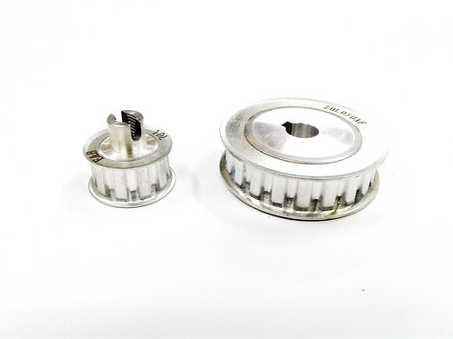 10 T & 20 T Pulley Set