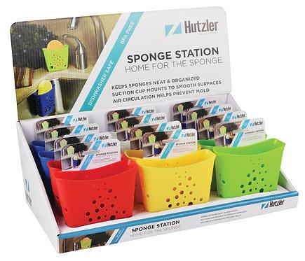 Hutzler Sponge Station, Display of 12