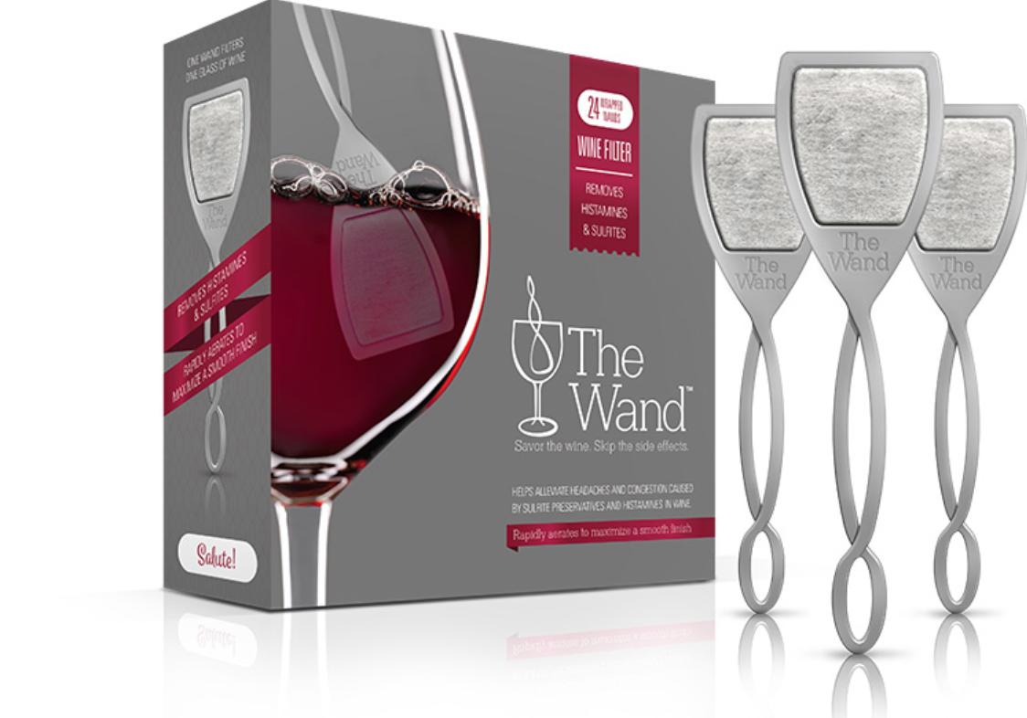 The Wine Wand