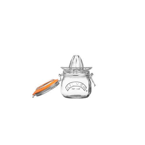 Clip Top Jar with Juicer