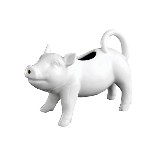Pig Creamer with Handle