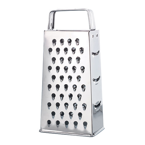 Stainless Steel Professional Grater, 9in
