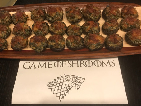 Game of Thrones Food Episodes 4 & 5
