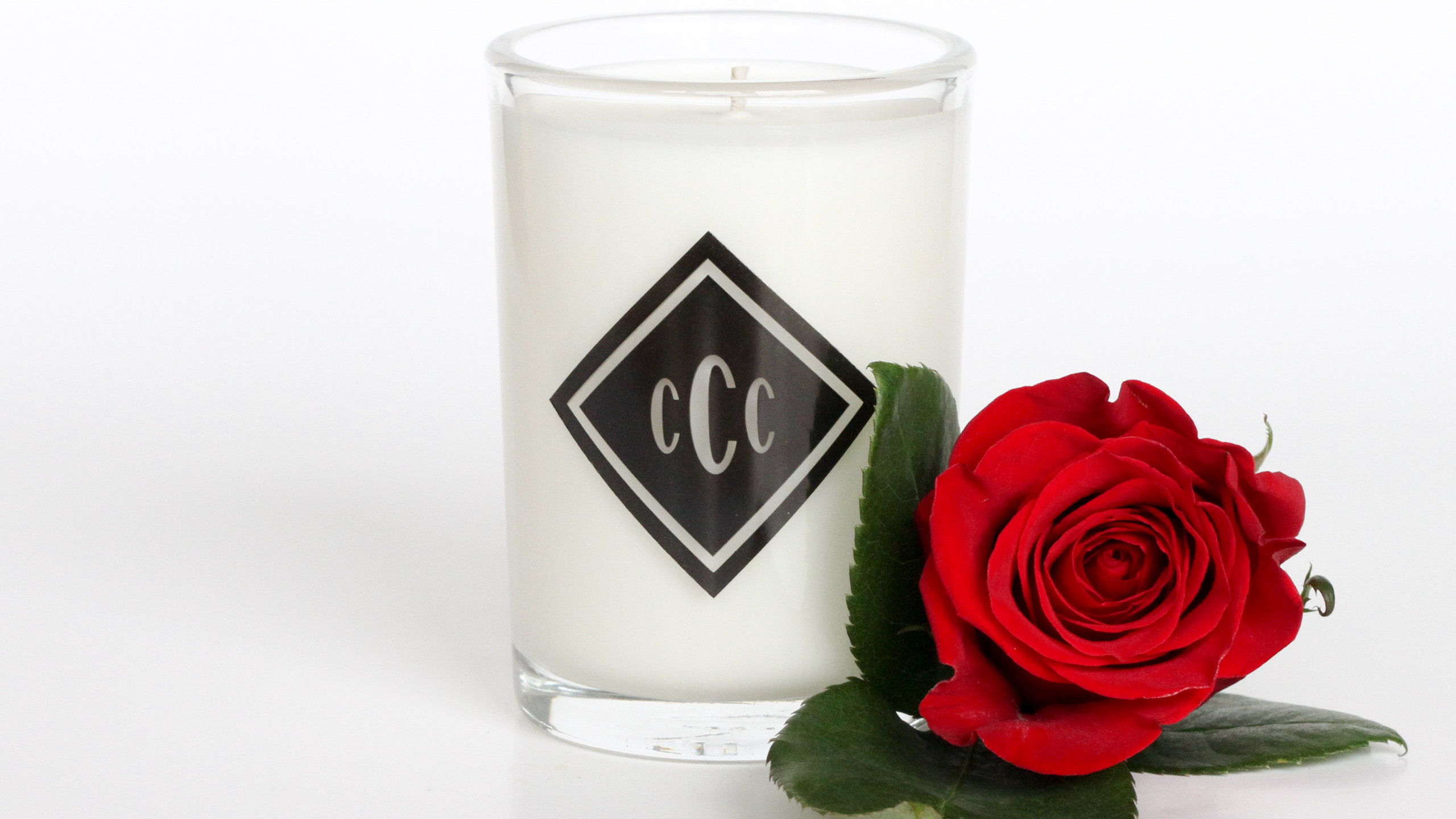 Chandler Rose Candle