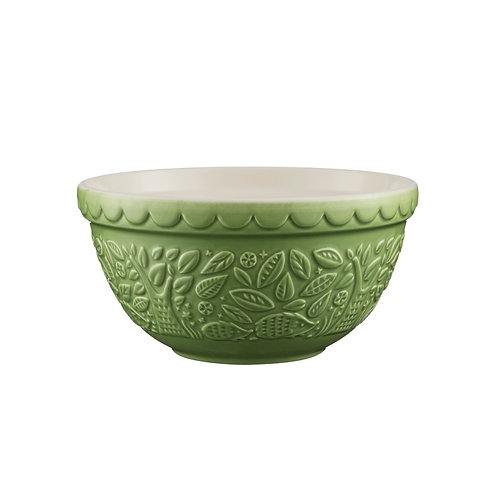 In The Forest S30 Green Mixing Bowl
