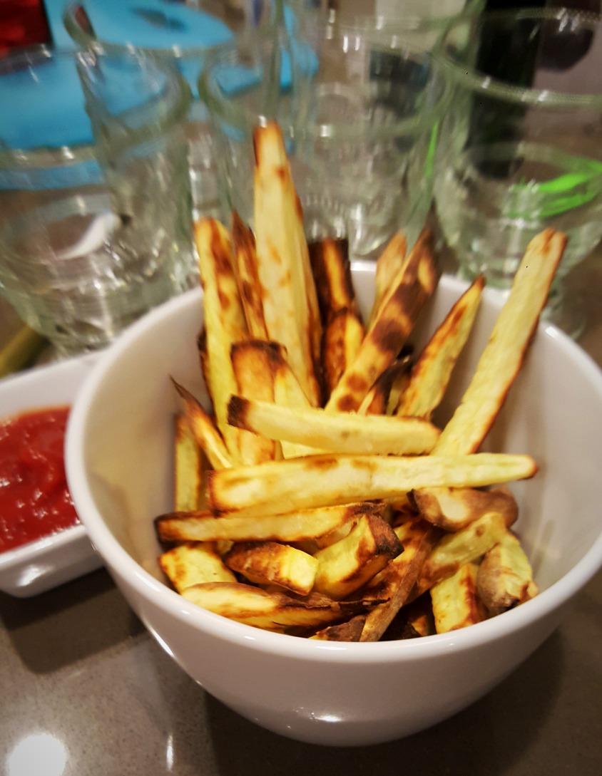 Cuisinart Air Fried Fries