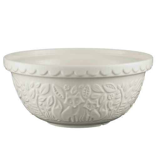 In The Forest S12 Cream Mixing Bowl