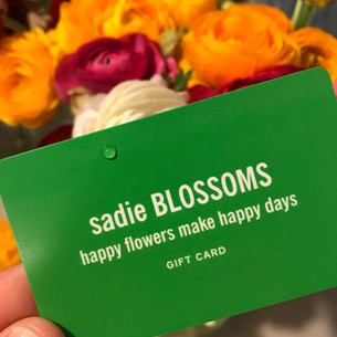 gift card for everyone - starting at $25