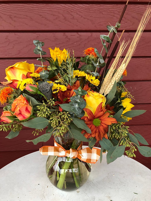Thanksgiving arrangement - sold out