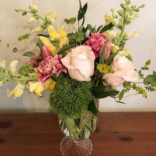 Wednesday spring flowers