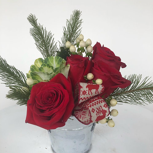 FUN holiday flowers