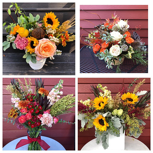 Monthly Flower Subscriptions