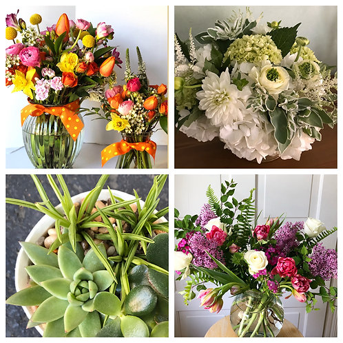 Flower Box Subscription