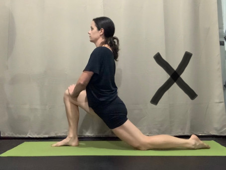 The BEST Solution For Tight Hip Flexors!