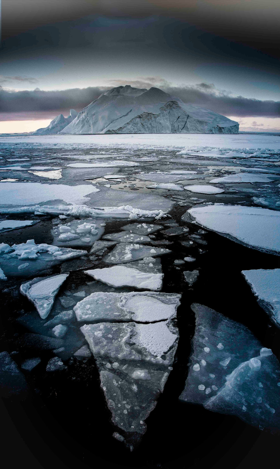 Greenland Icefjord