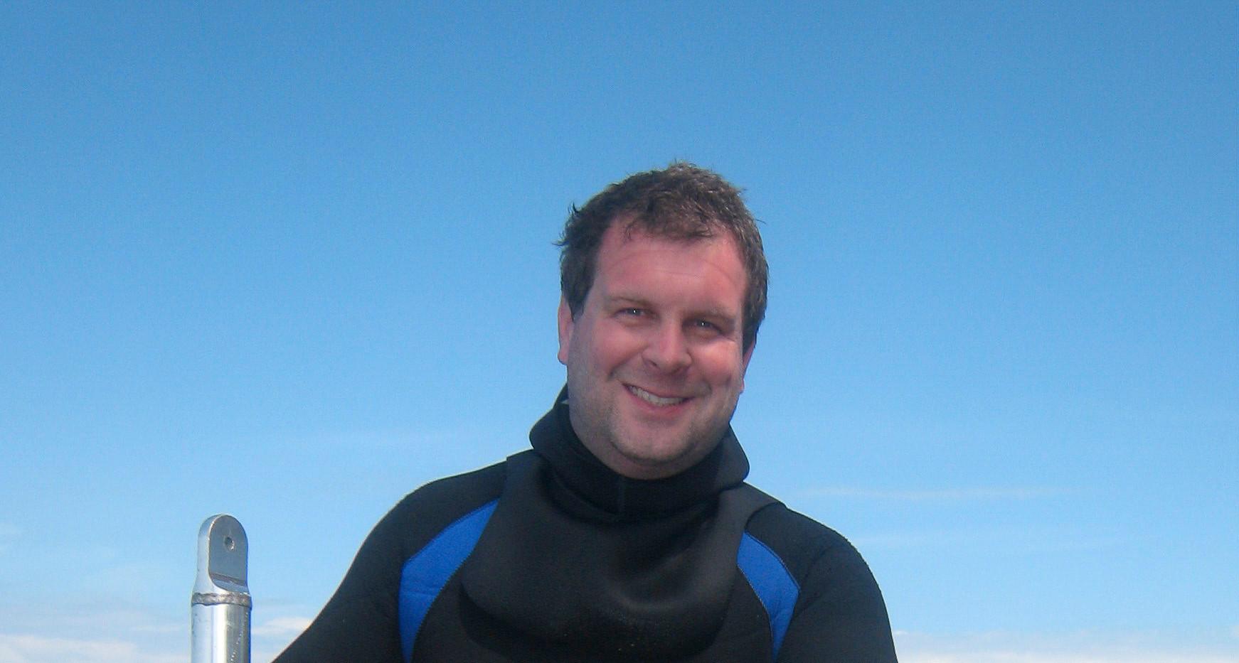 Matt McGee Underwater Photographer