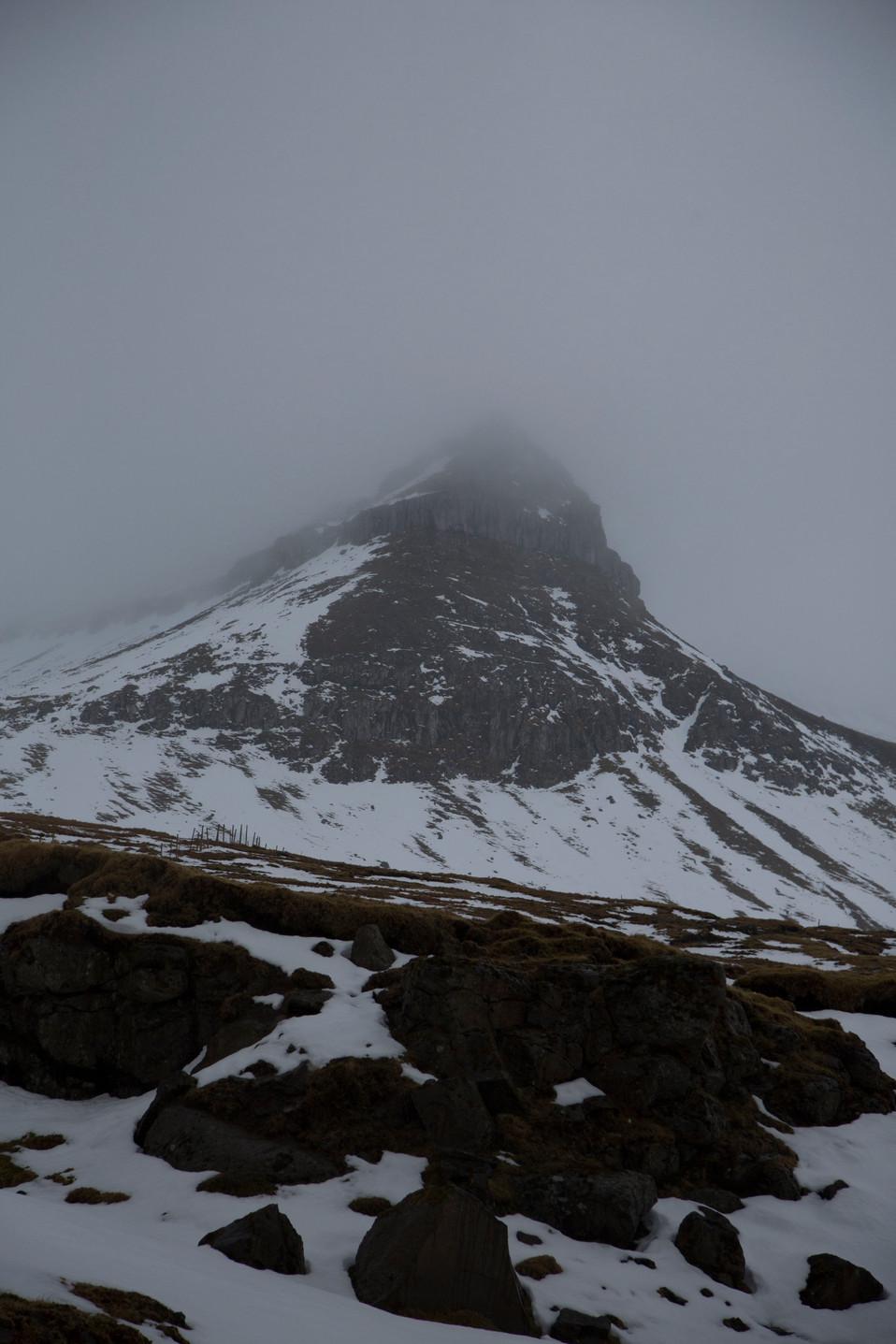 Moody Mountain Peak