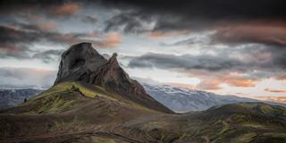 Einhyrningur, also know as the unicorn mountain