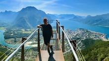 På jakt efter räckviddsångest i Norge