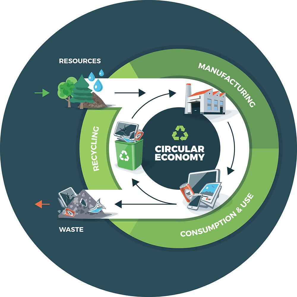 Model of Circular Economy