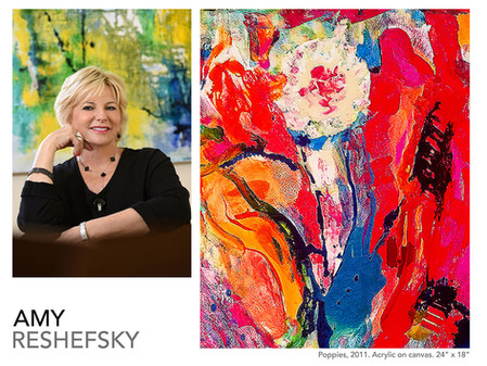 Meet artist Amy Reshefsky