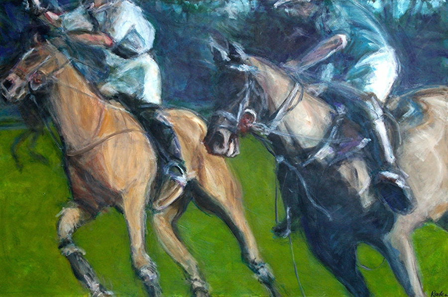 wellington-polo 48  x72