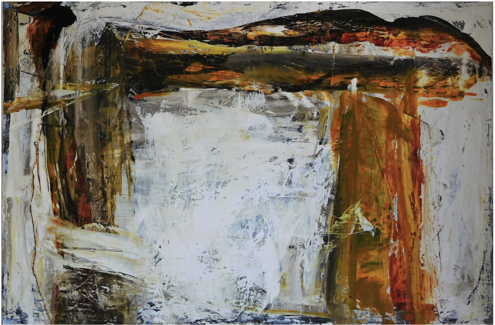Chaya 40x60 -Ingrid Cohen