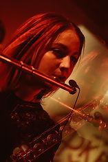 Саша Денисова флейта