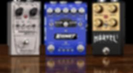Ramble FX guitar effect pedals