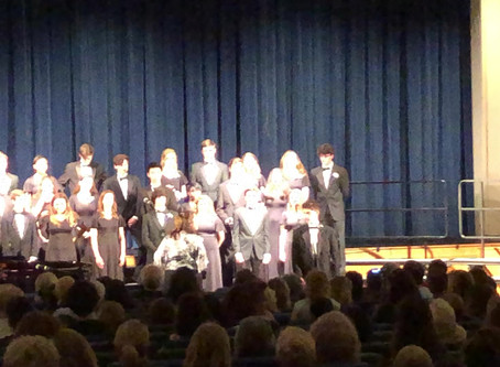 "GVHS Chamber Singers - ""Live On"""