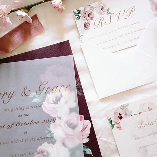 Madeleine Rose | Bespoke Wedding Designs