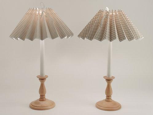 Lampe Bougeoir XIX.
