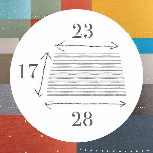 Abat-jour Large diamètre 28 cm