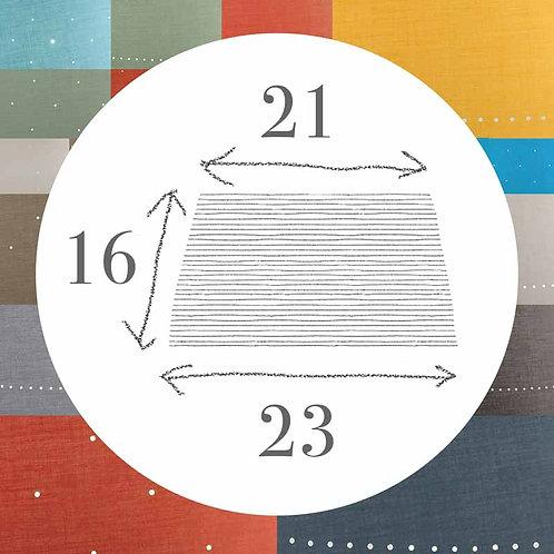 Abat-jour Large diamètre 23 cm