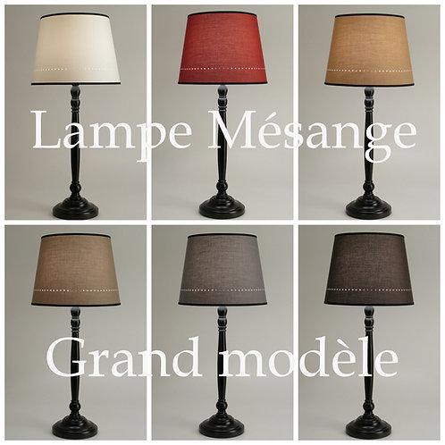 Lampe Mésange grand modèle.