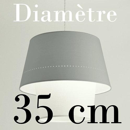 Suspension DimDam diamètre 35 cm