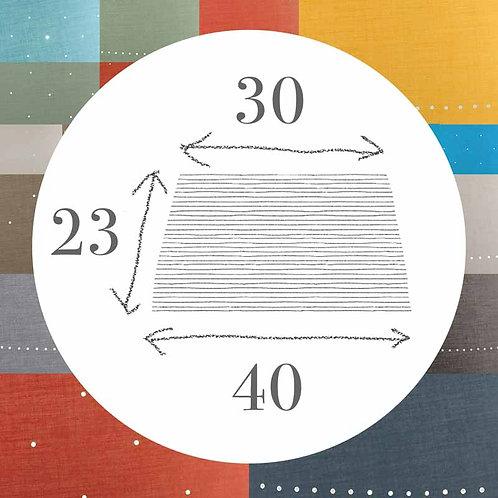 Abat-jour Large diamètre 40 cm