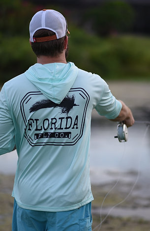 Florida Fly Co. Long Sleeve With Hood