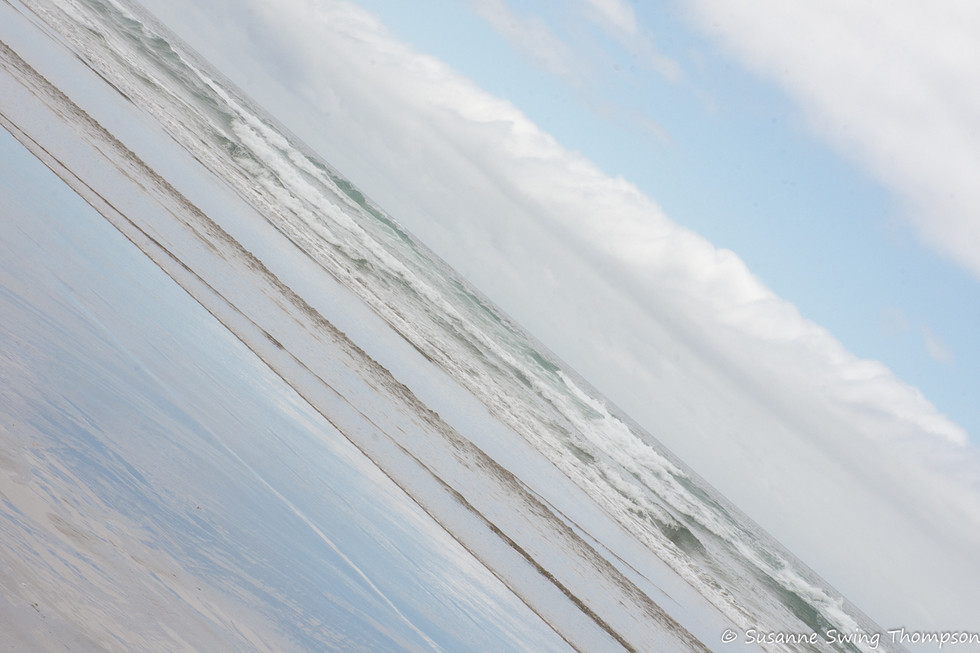 Pacific Ocean, Cannon Beach, OR