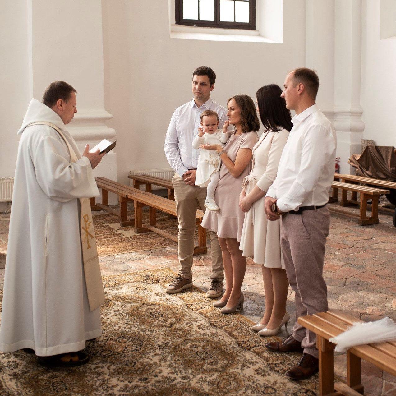 The Christening (maxi)