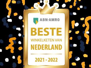 Phone House verkozen tot beste winkelketen van Nederland 2021-2022 (Telecom)