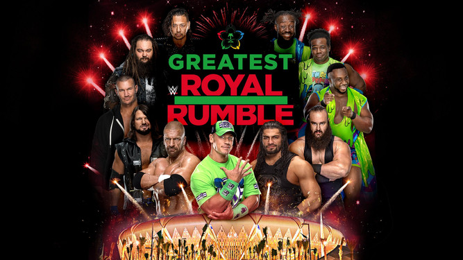 WWE Greatest Royal Rumble Card and Predictions