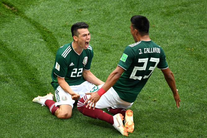 World Cup 2018 Group Play Update Mexico Upset Germans, Brazil draws, Messi chokes AGAIN!