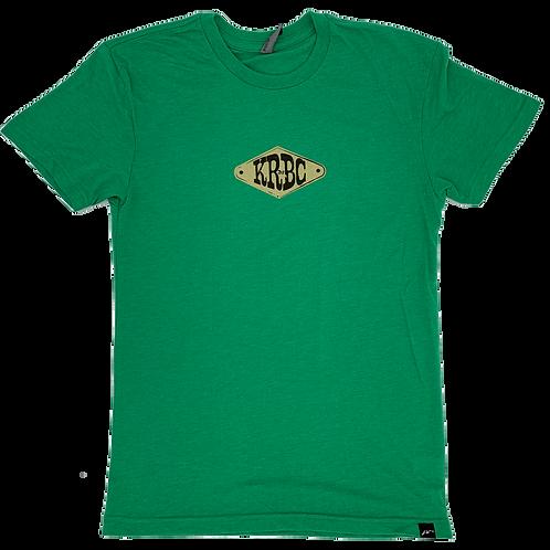 Green Logo Tee