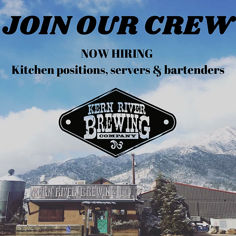 Hiring bartenders, servers & kitchen cre