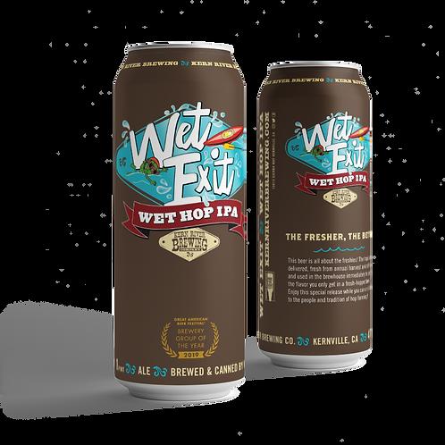 PRESALE: Wet Exit Wet Hop IPA